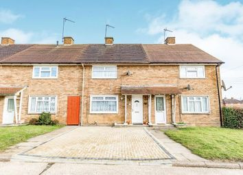 Thumbnail 2 bed terraced house for sale in Humber Close, Kings Heath, Northampton, Northamptonshire