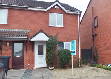 Thumbnail 2 bed end terrace house to rent in Oak Meadow, Lydney, Gloucestershire