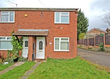 Thumbnail 2 bed semi-detached house for sale in Mickleborough Avenue, Mapperley, Nottingham