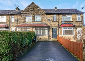 Thumbnail 2 bed terraced house for sale in Highfield Avenue, Shelf, Halifax