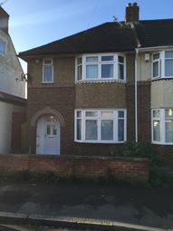 Thumbnail 3 bed end terrace house to rent in St Mildreds Avenue, Luton