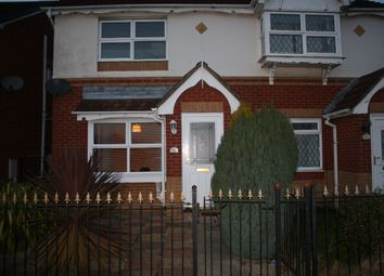 Thumbnail 2 bed semi-detached house to rent in Kesteven Way, Kingswood, Hull