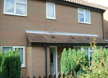 Thumbnail 1 bed flat to rent in Copperfields, Luton