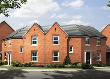 """Thumbnail 3 bedroom semi-detached house for sale in """"Fairway"""" at South Road, Durham"""