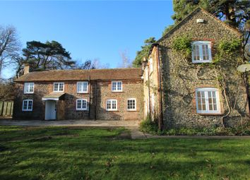 Thumbnail 4 bed detached house to rent in Foley Estate, Liphook, Hampshire