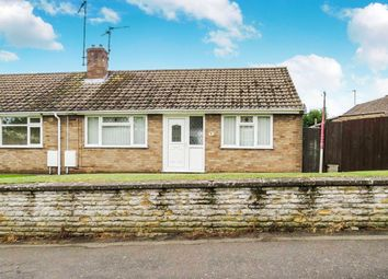 Thumbnail 2 bedroom semi-detached bungalow for sale in Craxford Road, Gretton, Corby