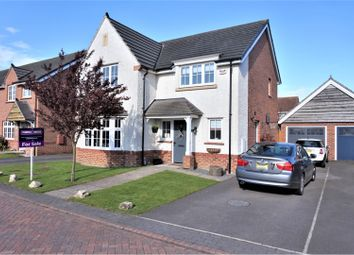 Thumbnail 4 bed detached house for sale in Sheldon Road, Scartho Top, Scartho