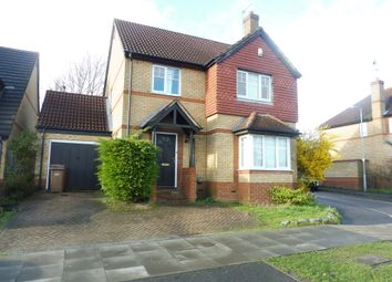 Thumbnail 4 bed detached house for sale in Riddy Lane, Luton