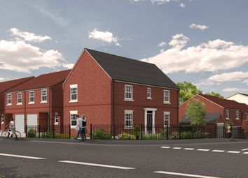 Thumbnail 4 bed detached house for sale in Plot 3, 1D Eastbank Drive, Northwick, Worcester