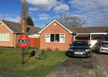Thumbnail 2 bed bungalow to rent in Kittoe Road, Four Oaks, Sutton Coldfield