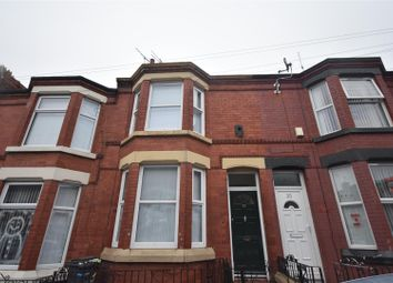 Thumbnail 3 bed terraced house to rent in Harcourt Street, Birkenhead
