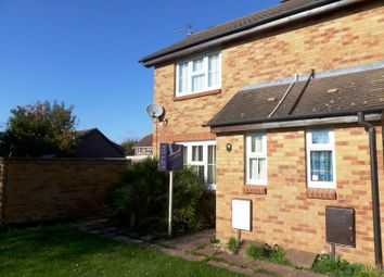 Thumbnail 1 bed semi-detached house to rent in Kendal Close, Littlehampton