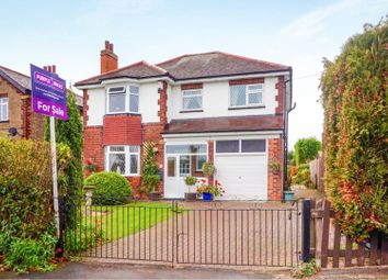Thumbnail 4 bed detached house for sale in Bar Road South, Beckingham, Doncaster