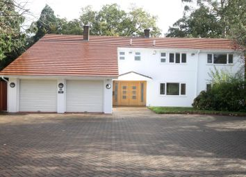 Thumbnail 5 bedroom detached house to rent in The Paddocks, Weybridge