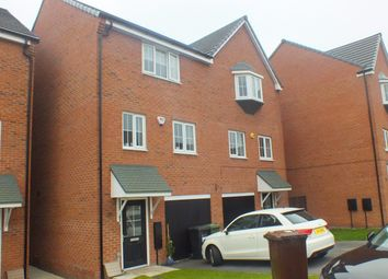 Thumbnail 3 bedroom town house to rent in Waggon Road, Leeds
