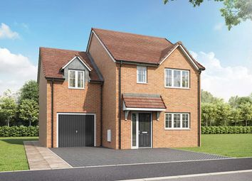 "Thumbnail 4 bed detached house for sale in ""The Haywood"" at Walkmill Lane, Cannock"