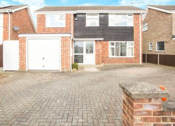 Thumbnail 3 bed detached bungalow for sale in Brackenwoods, Necton, Swaffham