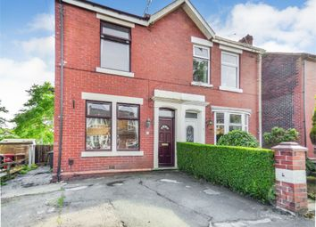 Thumbnail 2 bed semi-detached house for sale in Wilworth Crescent, Blackburn, Lancashire