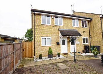 Thumbnail 3 bedroom end terrace house for sale in Willetts Mews, Hoddesdon, Hertfordshire