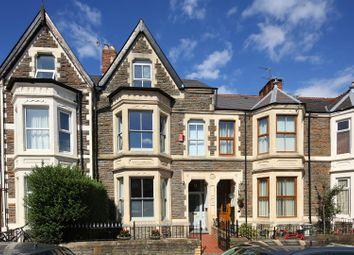 Thumbnail 5 bed property for sale in Hamilton Street, Pontcanna, Cardiff