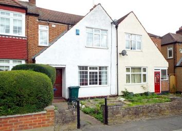 Thumbnail 3 bedroom terraced house for sale in Hillier Close, New Barnet, Barnet