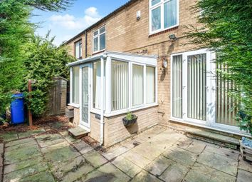 Thumbnail 3 bed end terrace house for sale in Eastcroft Close, Westfield, Sheffield