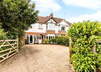 Thumbnail 5 bed semi-detached house for sale in Chidham Lane, Chidham, Chichester, West Sussex