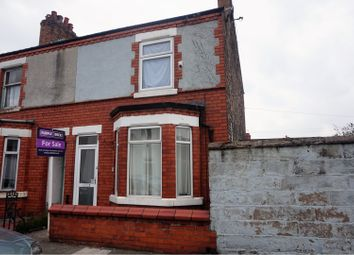 3 bed semi-detached house for sale in Park Street, Northwich CW8