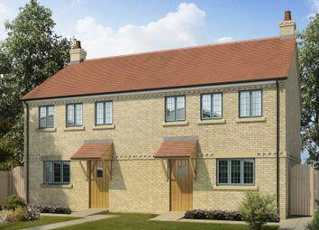 Thumbnail 3 bedroom semi-detached house for sale in Spareacre Lane, Eynsham, Witney