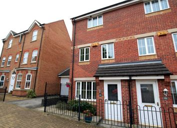 Thumbnail 3 bed end terrace house for sale in Cirrus Drive, Watnall, Nottingham