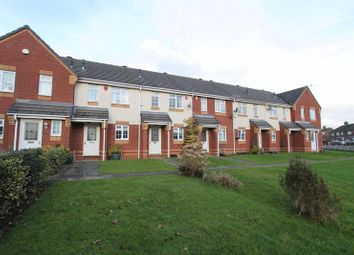 Thumbnail 2 bed terraced house for sale in Chatterley Close, Bradwell, Newcastle