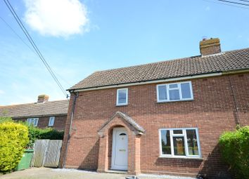 Thumbnail 3 bed semi-detached house to rent in Link Road, Kingsclere, Newbury