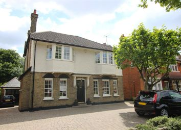 Thumbnail 5 bedroom detached house for sale in Old Park Ridings, London