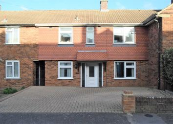Thumbnail 3 bed terraced house for sale in Rolvenden Avenue, Gillingham