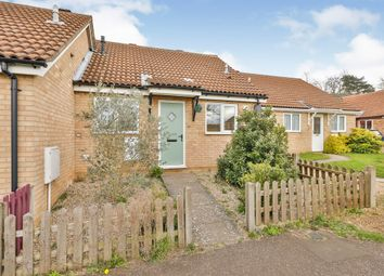 Thumbnail 3 bed terraced bungalow for sale in Stylman Road, Norwich