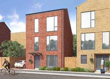 Thumbnail 3 bed detached house for sale in Henry Darlot Drive, Mill Hill, London