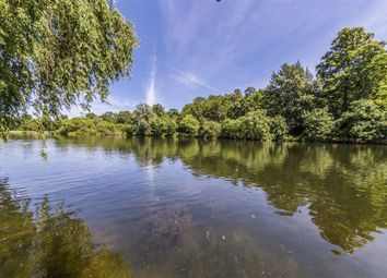Thumbnail 2 bed houseboat for sale in Laleham Reach, Chertsey