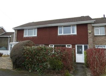 Thumbnail 2 bed terraced house for sale in Cox Tor Road, Tavistock