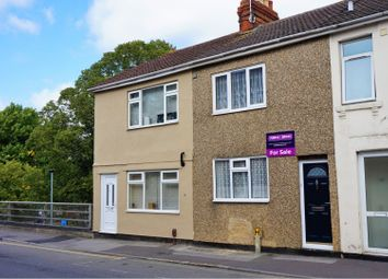 Thumbnail 2 bed terraced house for sale in Cambria Bridge Road, Swindon