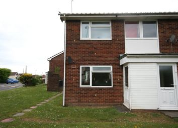 Thumbnail 2 bed flat for sale in Nutburn Road, North Baddesley, Hampshire