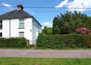 Thumbnail 3 bed semi-detached house for sale in Naphill Common, Naphill, High Wycombe