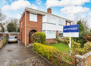 Thumbnail 3 bed semi-detached house for sale in Eddisbury Road, Whitby
