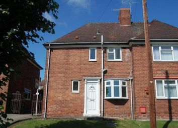 Thumbnail 2 bed semi-detached house to rent in St. Augustines Mount, Chesterfield