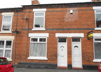Thumbnail 2 bed terraced house for sale in Saunders Street, Crewe, Cheshire