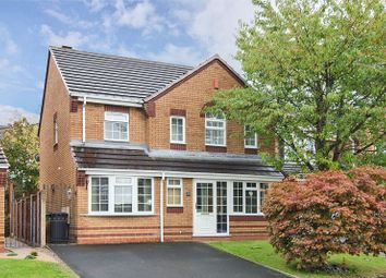 Thumbnail 4 bed detached house for sale in Stag Drive, Huntington, Cannock