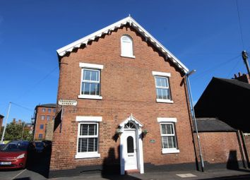Thumbnail 4 bed terraced house for sale in Grosvenor Street, Leek