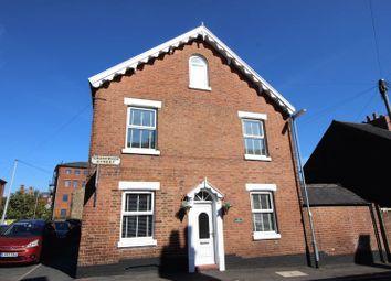 Thumbnail 4 bedroom terraced house for sale in Grosvenor Street, Leek