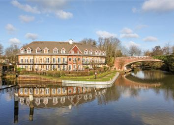 Thumbnail 4 bed property for sale in Admiral Stirling Court, Weystone Road, Weybridge, Surrey