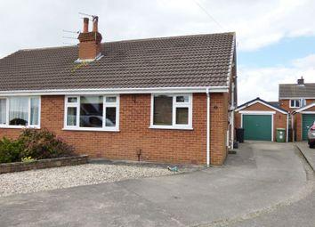 Thumbnail 2 bed bungalow for sale in Cookson Close, Freckleton, Preston