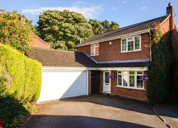 Thumbnail 4 bed detached house for sale in The Plain, Brailsford